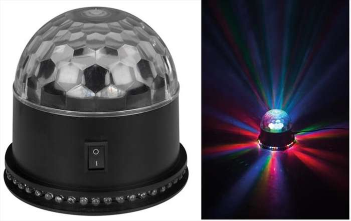 Discobal Met Licht : Discobal met ledverlichting hb electronica vof